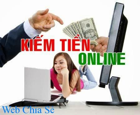 Kiếm tiền online hiệu quả nhất 2017