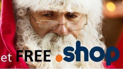Đăng ký tên miền miễn phí .shop