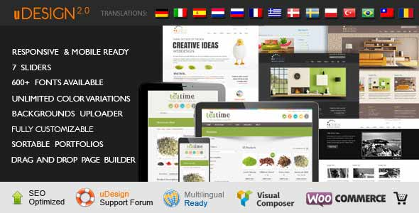 Wordpress themeforest đẹp nhất